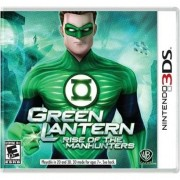 Green Lantern: Rise Of The Manhunters - 3Ds - Unissex