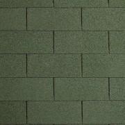 Shingles groen voor tuinhuis Karyna incl. nagels 8 stuks 24 m²