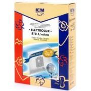Sac aspirator Electrolux Clario sintetic 4X saci + 1 filtru K and M