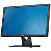 Монитор Dell E2216H, 21.5 инча Wide LED Anti-Glare, TN Panel, 5ms, 1000:1, 250 cd/m2, 1920x1080 Full HD, VGA, Display Port, Tilt, Черен, E2216H-B_5Y