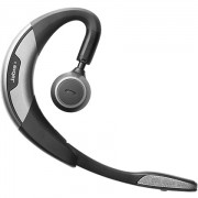 Jabra MOTION UC+™ guidance control in English, Blueooth Headset for Mobile phone & PC via mini Dongle (incl.Travel & Charge kit, 3 ear pads, Link360 & USB-cable)