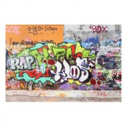 Fototapet vlies Graffiti