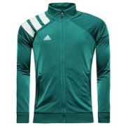 adidas Track Top Tango - Groen/Wit