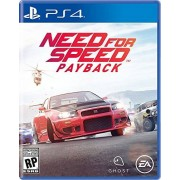 EA Need For Speed Payback PlayStation 4 Standard Edition