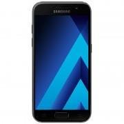 Telefon mobil Samsung Galaxy A3 (2017) 4G, 4,7'', RAM 2GB, Stocare 16GB, Camera 8MP/13MP, Black
