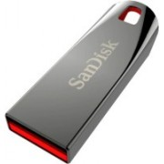 SanDisk Cruzer Force USB Flash Drive Metal Casing 32 Pen Drive(Grey)