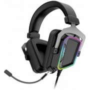 Casti Gaming Patriot Viper V380 RGB, 7.1 Surround, USB, Microfon (Negru)
