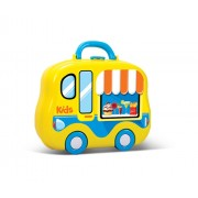 Jeronimo My 3-in-1 Play Case - Cafe Yellow
