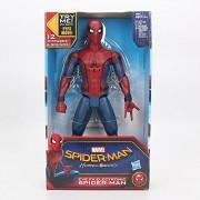 Spiderman Ultimate Spider-Man Web Warriors Titan Hero Series Web Version Electronic Spider-Man 26cm Figure