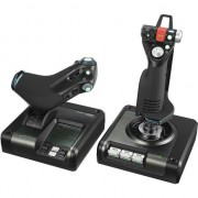 Gamepad logitech G Saitek X52 Pro Flight Control System USB (945-000003)