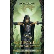 Secta asasinilor, Razboaiele Lumii Pamantene, Vol. 1/Licia Troisi