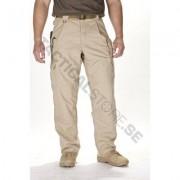 5.11 Tactical Taclite Pro Byxa (Färg: Khaki, Midjemått: 38, Benlängd: 30)