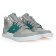 Puma El Ace 2 PN II DP Mid Ankle Sneakers For Men(Grey)