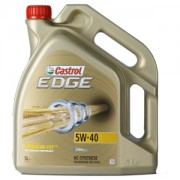 Castrol EDGE Titanium FST 5W-40 5 Litre Can