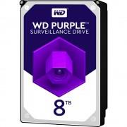 Unutarnji tvrdi disk 8.9 cm (3.5 inča) 8 TB WD80PUZX Western Digital Purple Bulk SATA III
