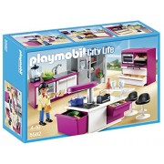 Playmobil Modern Designer Kitchen Set