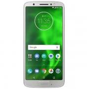 Telefon Mobil Motorola Moto G6, 32GB, Dual Sim, Silver