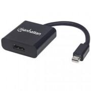 Manhattan Adattatore Attivo da Mini-DisplayPort a HDMI