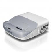 BenQ MX863UST 3300lúmenes ANSI DLP XGA (1024x768) Plata, Color blanco videoproyector