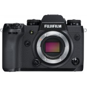 Fujifilm X -H1 MILC Body 24.3MP CMOS III Zwart digitale camera