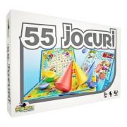 Joc interactiv Noriel - 55 de jocuri intr-unul singur