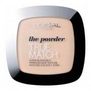 L´Oréal Paris True Match Compact Powder 1R/C1 Rose Ivory 9g