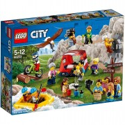 Lego city people pack avventure all'aria aperta