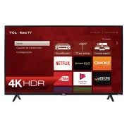 TV TCL 55 Pulgadas 4K UHD Smart TV LED 55S425-MX