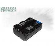 Sony NP-FM500H, 1800 mAh, 7,4 V akkumulátor (Utángyártott)