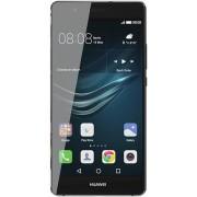 "Telefon Mobil Huawei P9 Lite, Procesor Octa-Core 2GHz/1.7GHz, IPS LCD Capacitive touchscreen 5.2"", 3GB RAM, 16GB Flash, 13MP, Wi-Fi, 4G, Dual SIM, Android (Negru) + Cartela SIM Orange PrePay, 6 euro credit, 4 GB internet 4G, 2,000 minute nationale si inte"