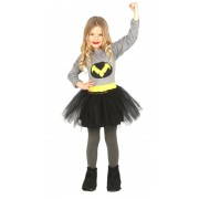 Batman meisjes jurk