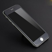 iphone 7 black 4D colour tempered glass