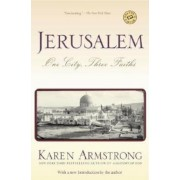Jerusalem: One City, Three Faiths, Paperback