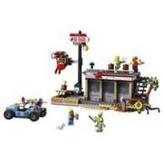 Lego Atacul De La Baraca Cu Creveti