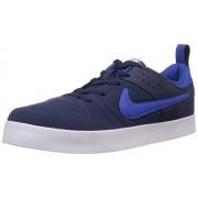 Nike Men's Liteforce Iii Midnight Navy,Game Royal,White Casual Sneakers -10 UK/India (45 EU)(11 US)