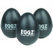 Rhythm Tech RT 2110 Eggz Shakers - Black 24-pack