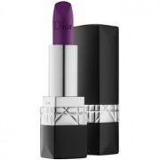 Dior Rouge Dior луксозно овлажняващо червило цвят 789 Superstitious Matte 3,5 гр.
