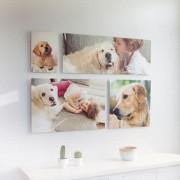 smartphoto Postertavla Galleri 3 Panel Trippel
