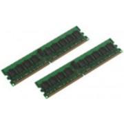MicroMemory 4GB Kit DDR2 667MHz ECC/REG FB memoria Data Integrity Check (verifica integrità dati)