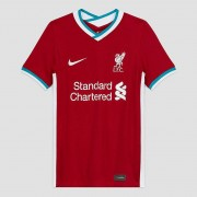 NIKE Liverpool fc breathe stadium thuisshirt 20/21 rood kinderen Kinderen - rood - Size: 152