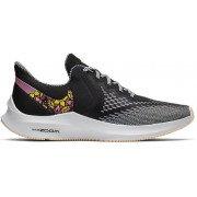 Nike Air Zoom Winflo 6 - scarpe running neutre - donna - Black/White