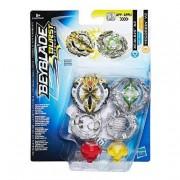 Hasbro Beyblade - Xcalius X2 y Yegdrion Y2 - Pack de Batalla para 2