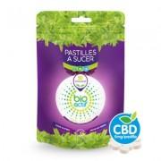 BioActif Pastilles de CBD à la Verveine (50 x 5 mg) (Bioactif)