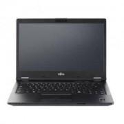 Лаптоп Fujitsu Lifebook E449, Intel Core i7-8550U, 8Gb DDR4, 256Gb M2 SSD, 14.0 инча, FHD AG, no OS, Черен, FUJ-NOT-E449-i7