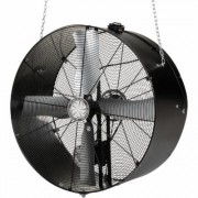 TPI Industrial Direct Drive Suspension Blower - 36 Inch, 1/3 HP, 9000/12,500 CFM, Model SB 36-D