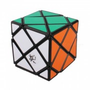 dayan dino skewb speed cube smooth magic rompecabezas de cubos juguete brain teaser juguete educativo para ninos ninos - negro
