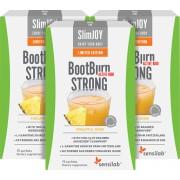SlimJOY BootBurn STRONG ACTIVE 1000 Effektiv förbränning av fett Limited Edition Pineapple