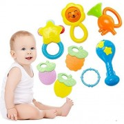 Baby Comfort Toys 0-2 Rattles Baby Rattle