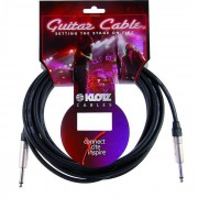 Klotz Prime Standard IKN09PPSW Cable para instrumentos 9m