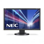 Monitor NEC E233WM, 23'', LED, FHD, TN, DVI, DP, rep, piv, blk